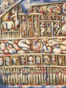 李昆霖,《龕》,1994
